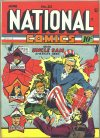 Cover For National Comics 23