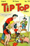 Cover For Tip Top Comics 121