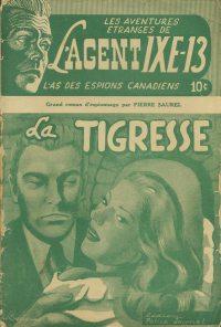 Large Thumbnail For L'Agent IXE-13 v1 002 - La tigresse