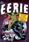 Cover For Eerie 10