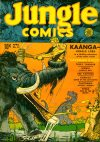 Cover For Jungle Comics 16