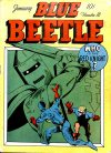 Cover For Blue Beetle 18
