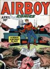 Cover For Airboy Comics v4 3