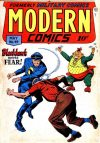 Cover For Modern Comics 49