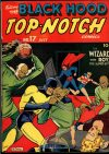 Cover For Top Notch Comics 17