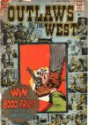Cover For Outlaws of the West 19