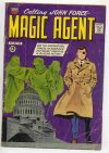Cover For Magic Agent 1