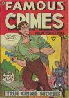 Cover For Famous Crimes 18