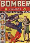 Cover For Bomber Comics 1