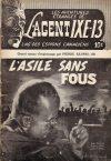 Cover For L'Agent IXE 13 v2 53 L'asile sans fous