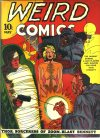 Cover For Weird Comics 2