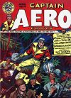 Cover For Captain Aero Comics 14