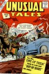 Cover For Unusual Tales 33