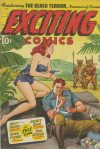 Cover For Exciting Comics 65