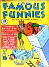 Cover For Famous Funnies 68