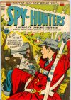 Cover For Spy Hunters 10