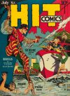 Cover For Hit Comics 1