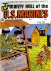 Cover For Monty Hall of the U.S. Marines 11