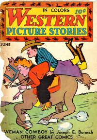 Large Thumbnail For Western Picture Stories #4