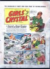 Cover For Girls' Crystal 1055