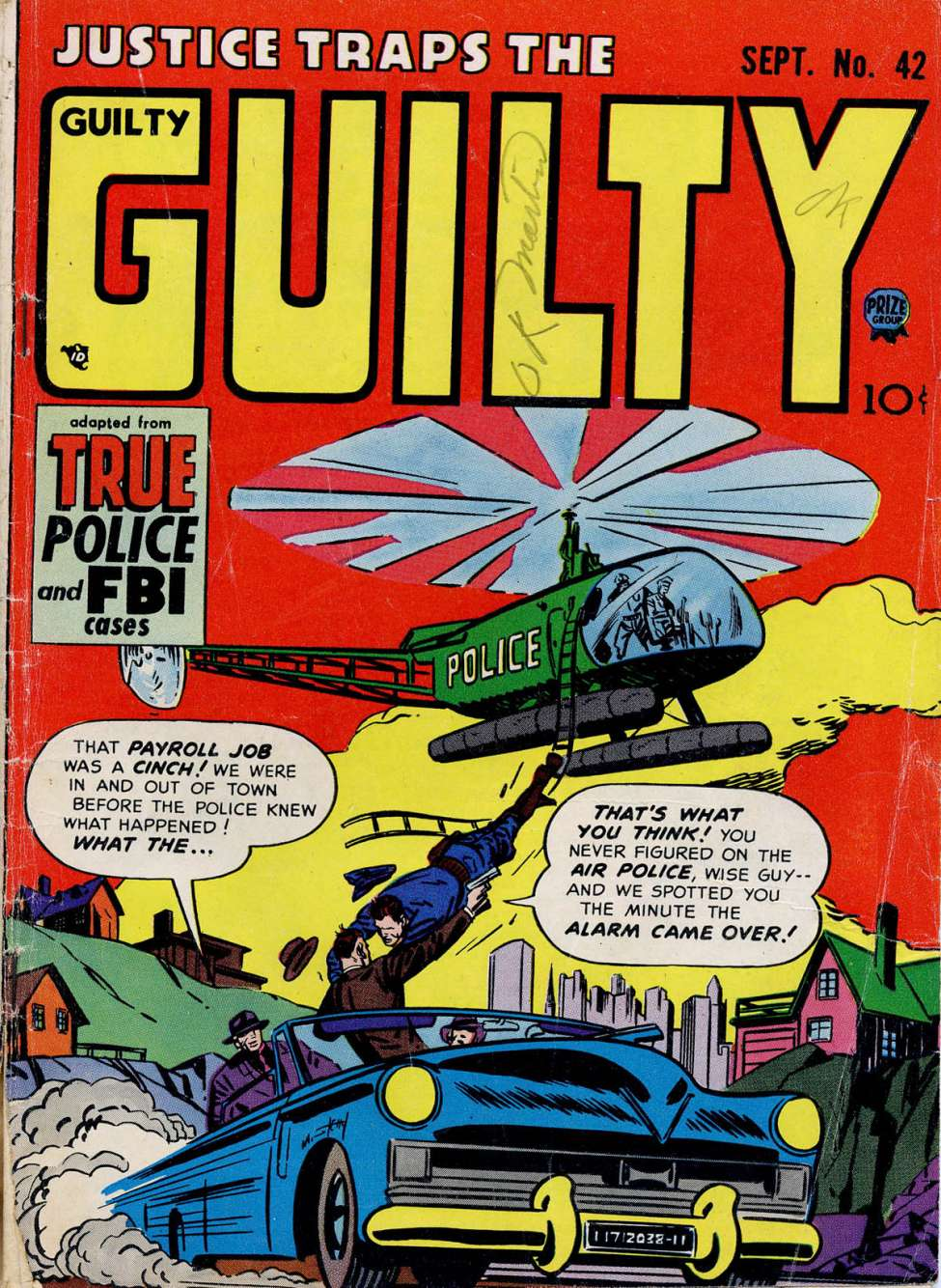 Comic Book Cover For Justice Traps the Guilty v5 12 (42)