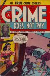 Cover For Crime Does Not Pay 133