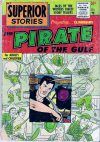 Cover For Superior Stories 2 The Pirate Of The Gulf