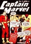 Cover For Captain Marvel Adventures 9