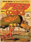 Cover For Speed Comics 6