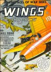 Cover For Wings Comics 30