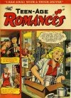 Cover For Teen Age Romances 23