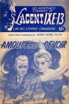 Cover For L'Agent IXE 13 v2 153 Amour ou devoir