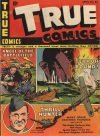 Cover For True Comics 34