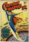 Cover For Captain Marvel Jr. 80