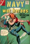 Cover For Navy War Heroes 5