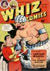 Cover For Whiz Comics 126