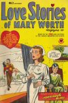 Cover For Love Stories of Mary Worth 2