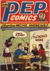Cover For Pep Comics 63