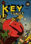 Cover For Key Comics 2