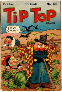 Large Thumbnail For Tip Top Comics 123