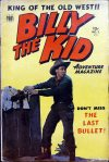 Cover For Billy the Kid Adventure Magazine 3