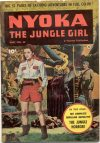 Cover For Nyoka the Jungle Girl 46
