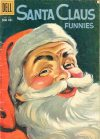 Cover For 0958 Santa Claus Funnies