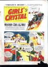 Cover For Girls' Crystal 1044
