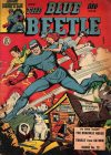 Cover For Blue Beetle 36