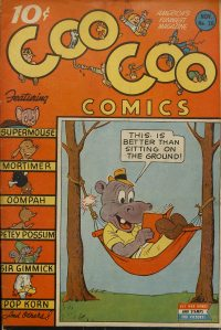 Large Thumbnail For Coo Coo Comics #20