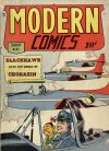 Cover For Modern Comics 93