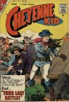 Cover For Cheyenne Kid 19