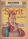 Cover For The Spirit (1941 7 13) Philadelphia Record