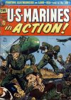 Cover For U.S. Marines in Action 1